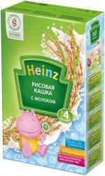 Каша Рисовая Heinz с 4 мес, 250 г, мол.